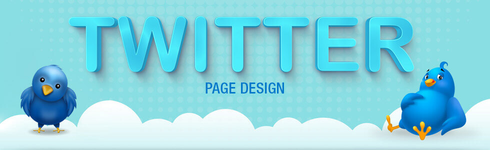 custom twitter page design designing that help you stand out from others