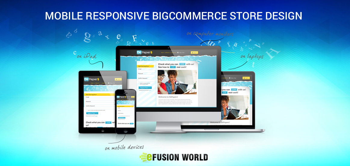 Bigcommerce Website Designer