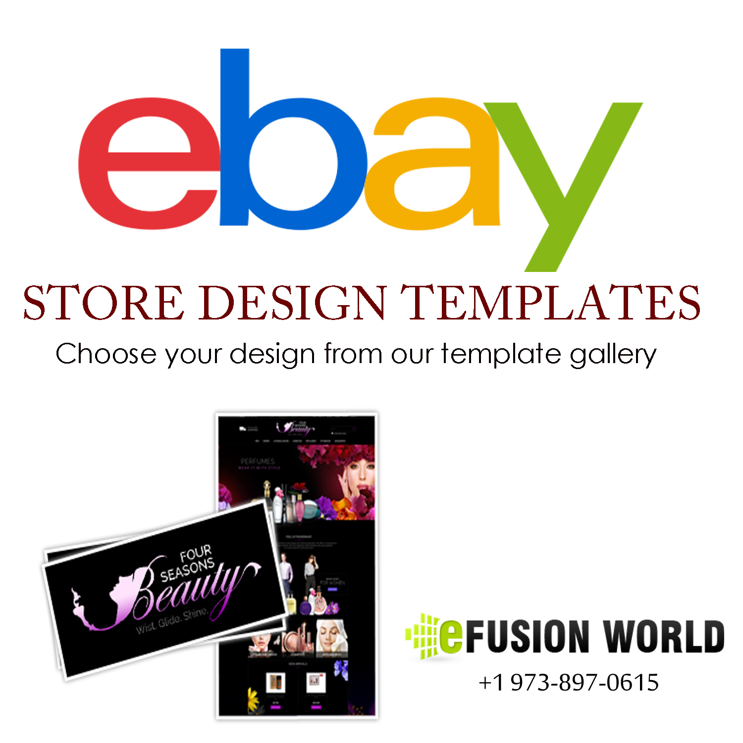 Tactics To Optimize Your eBay Store Design Template |