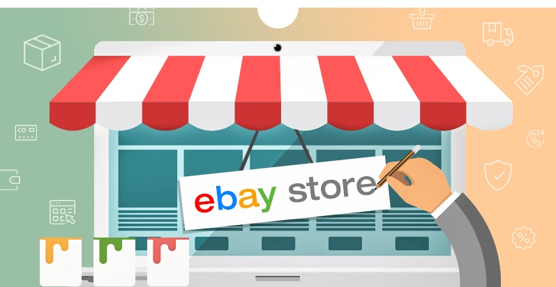 Advanced eBay Shop Design