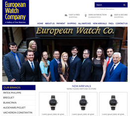 European-Watch-Company